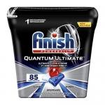 Finish Dishwasher Detergent, Quantum Ultimate, Fresh, 85 Tablets