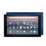 Fire HD 10 Tablet | 10.1″ 1080p Full HD Display, 32 GB, Marine Blue