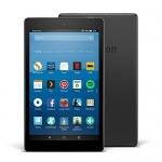 Fire HD 8 Tablet, 8″ HD Display, 16 GB, Black