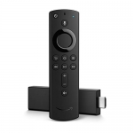Fire TV Stick 4K streaming device with Alexa built in