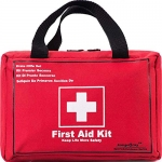 All-Purpose First Aid Kit,130 -Piece