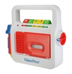 Fisher Price Classics Play Tape Recorder
