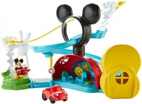 Fisher-Price Disney Mickey Mouse Clubhouse – Zip, Slide and Zoom Clubhouse