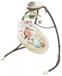 Fisher-Price My Little Snugabunny Cradle N Swing