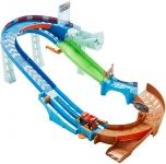 Fisher-Price Nickelodeon Blaze and The Monster Machines Flip Race Speedway Playset