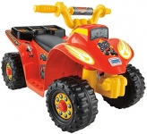 Fisher-Price Power Wheels Blaze and The Monster Machines Lil' Quad