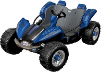 Fisher-Price Power Wheels Dune Racer Extreme Blue