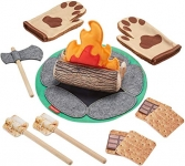 Fisher-Price S'More Fun Campfire Play Set