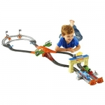 Fisher-Price Thomas & Friends TrackMaster Thomas – Percy's Railway Race Set