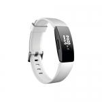 Fitbit Inspire Hr Heart Rate & Fitness Tracker, White
