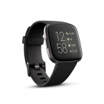 Fitbit Versa 2 Health & Fitness Smartwatch – Black/Carbon