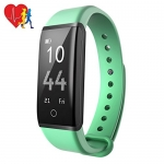 Fitness Tracker with Heart Rate Monitor Mpow H2 Smart Bracelet
