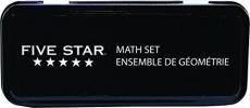 Five Star Math Set, 10-Piece