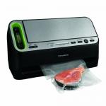 FoodSaver 2-in-1 Fridge and Freezer Preservation System – V4400 Automatic Vacuum Sealer