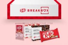 Free KitKat Chocolate Gift Boxes
