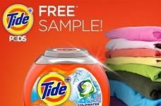 Tide PODS Free Sample