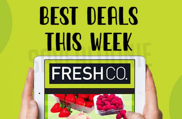 FreshCo Best Deals This Week