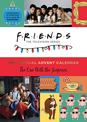Friends: The Official Advent Calendar: The One With the Surprises *PRE-ORDER*