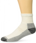 Fruit of the Loom mens 5-pair Work Gear Short Boot Crew Socks