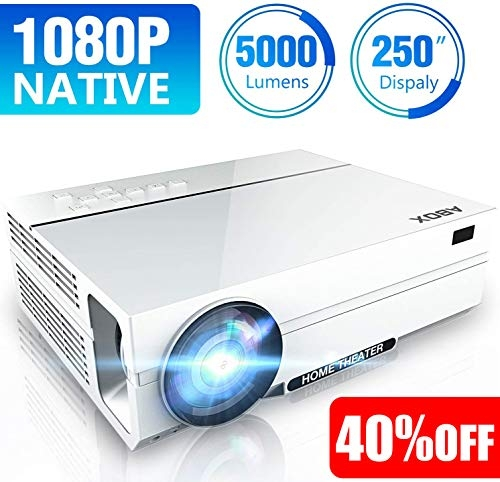 40% off Coupon Code for Full 1080P HD Projectors!