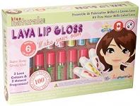 Kiss Naturals DIY Lava Lip Gloss Making Kit