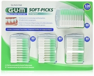 G-U-M Soft Picks, 320 Count