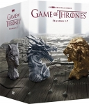 Game of Thrones: Seasons 1-7 (Bilingual) [DVD]