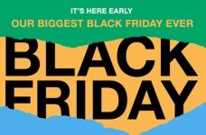 GAP Black Friday Sale 2018