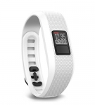 Garmin Vivofit 3 Activity Tracker, Regular Fit-White