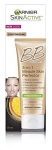 Garnier BB Cream SkinActive Miracle Skin Perfector for Normal to Dry Skin, Light/Medium, 75 mL