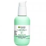 Garnier Pore Perfecting Face Serum Cream with Niacinamide, Hemp Seed Oil