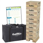 Giantville Jumbo Wooden Blocks Floor Game