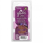Glade Holiday Collection Wax Melts Refills, Sugarplum Fantasies, 6 Count