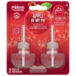 Glade Holiday Plug In Scented Oils Refill – Apple Of My Pie, 2 refills