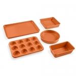 Gotham Steel 5 Piece Copper Bakeware Set