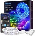 Govee Smart LED Light Strips, 32.8ft