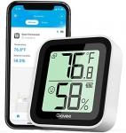 Govee Humidity Meter, Mini Bluetooth Hygrometer Thermometer