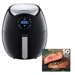 GoWISE USA Electric Air Fryer w/ Touch Screen Technology