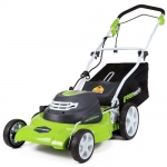 GreenWorks 12 Amp Corded 20-Inch Lawn Mower
