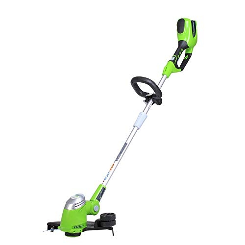Greenworks 40V 13-Inch Cordless String Trimmer, Battery and Charger Not Included