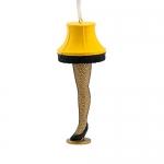 Hallmark A Christmas Story Leg Lamp Christmas Ornament
