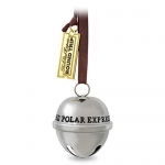 Hallmark Keepsake Christmas Ornaments 2019, The Polar Express Santa's Sleigh Bell Ornament