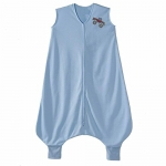 Halo Innovations SleepSack Big Kids Knit-Truck, 2-3-Year