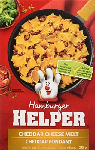 Hamburger Helper, Cheddar Cheese Melt