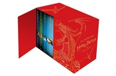 Harry Potter Box Set: The Complete Collection (Hardcover)