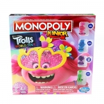 Hasbro Monopoly Junior: DreamWorks Trolls World Tour Edition