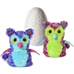 Hatchimals Fabula Forest-Hatching Egg with Interactive Tigrette