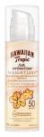 Hawaiian Tropic Silk Hydration Weightless Sunscreen Lotion, SPF50, 150 ML
