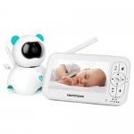 HeimVision HM136 Video Baby Monitor, Security Camera, 5″ Screen