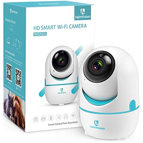 Heimvision Security Camera, WiFi Camera with Night Vision/PTZ/Two-Way Audio